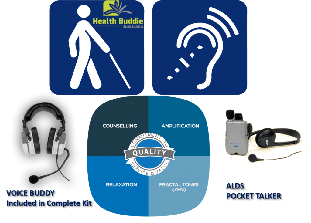 hearing assistive device
