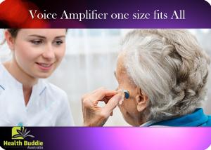 Voice Amplifire